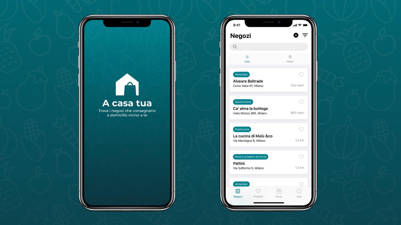 A_casa_tua_App_social